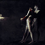 Henry (Fussli Fuseli - The Three Witches appearing to Macbeth and Banquo