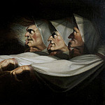 Henry (Fussli Fuseli - Macbeth, Act I, Scene 3 the Weird Sisters