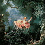 The Swing, Jean Honore Fragonard