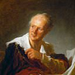 Portrait of Diderot, Jean Honore Fragonard