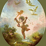 Love as Folly, Jean Honore Fragonard