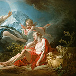 Jean Honore Fragonard - Diana and Endymion