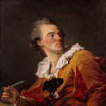 Inspiration, Jean Honore Fragonard