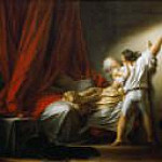 The Bolt, Jean Honore Fragonard