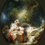 Jean Honore Fragonard - The Good Mother