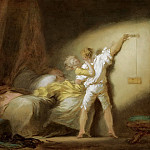 THE BOLT , Jean Honore Fragonard