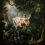 Jean Honore Fragonard - The Swing [Studio of]