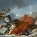 Winter, Jean Honore Fragonard