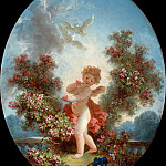 Love sentinel, Jean Honore Fragonard