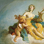 Allegory of music, Jean Honore Fragonard