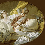 Jean Honore Fragonard - The Beautiful Servant