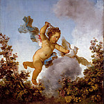The Progress of Love: Love the Avenger, Jean Honore Fragonard