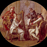 The Concert, Jean Honore Fragonard