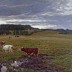 Max Liebermann - Boggy pasture