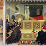 Domenico di Michelino - Annunciation