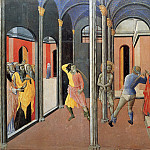 Lorenzo d'Alessandro - Flagellation of Christ