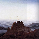 Caspar David Friedrich - Morning In The Riesengebirge