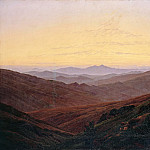 Gustave Adolf Hippius - The Riesengebirge