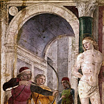 Amico Aspertini - The Martyrdom of St. Sebastian