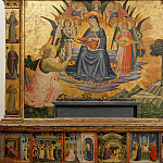 Giotto di Bondone - Assumption of the Virgin