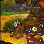 Paul Gauguin - Vairaumati Tei Oa (Her Name Is Vairaumati)