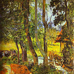 Paul Gauguin - Cattle Drinking