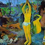 Paul Gauguin - Where Do We Come From What Are We Where are we going