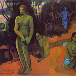 Paul Gauguin - Te Pape Nave Nave (Delectable Waters)