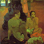 Paul Gauguin - The Great Buddha