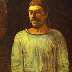 Paul Gauguin - Self-Portrait (1896) (2)