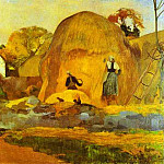 Paul Gauguin - Yellow Hay Ricks (Fair Harvest)