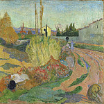 Paul Gauguin - Landscape from Arles