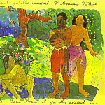 Paul Gauguin - The Messengers Of Oro