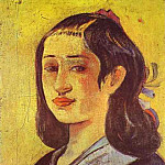 Paul Gauguin - Portrait Of Mother