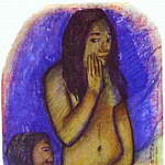 Paul Gauguin - Words Of The Devil
