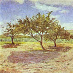 Paul Gauguin - Apple-Trees In Blossom