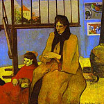 Paul Gauguin - The Schuffenecker Family
