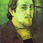 Paul Gauguin - Self-Portrait (1891)