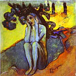 Paul Gauguin - Eve - DonT Listen To The Liar