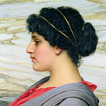 Perilla, John William Godward