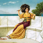 In the Prime of the Summer Time, John William Godward