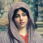Lycinna, John William Godward