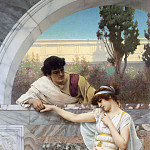 John William Godward - Yes or No?