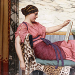 An Amateur, John William Godward