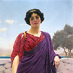 The Rendezvous, John William Godward