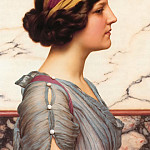 John William Godward - Megilla