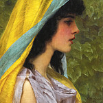 John William Godward - MELISSA