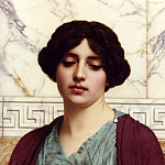 Stesicrate, John William Godward
