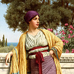 John William Godward - Cestilia