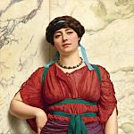 John William Godward - EURYPYLE